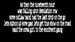 Coma Girl with lyrics ( Miris song )