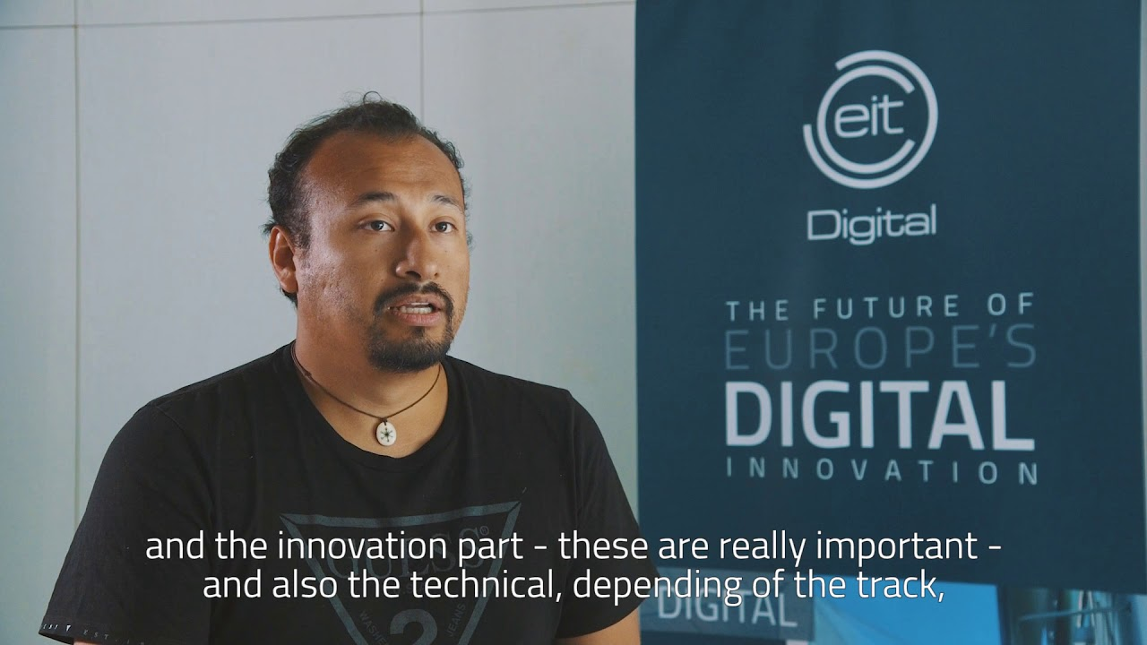 Renato: Why choose EIT Digital Master School?