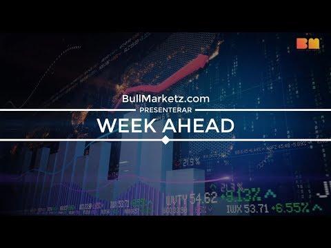 Week Ahead – Vecka 45