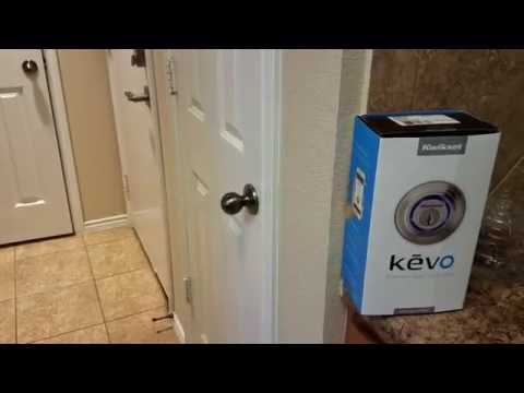 Kevo 2nd Generation smart lock feature review