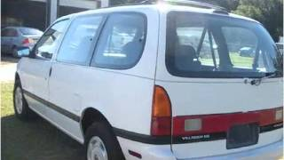 preview picture of video '1993 Mercury Villager Used Cars Bruce FL'