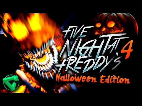 FIVE NIGHTS AT FREDDY'S 4 HALLOWEEN EDITION: ¡ESTRENO ÉPICO! | iTownGamePlay FNAF
