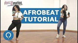 Afrobeats Dance Tutorial    Learn Zonto Steps: Amanda