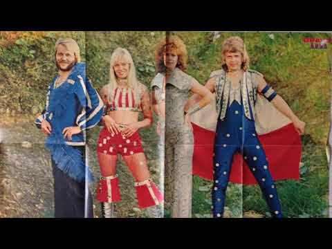 SUPER TROUPER--ABBA (NEW ENHANCED VERSION) 720p