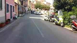 Спуск из Марчиано в Марчиано Марино.