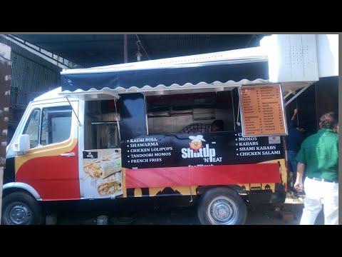 Food Van - Food On Wheels Vehicles Latest Price, Manufacturers