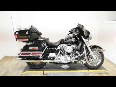 1999 Harley-Davidson FLHTCUI Ultra Classic® Electra Glide® in Wauconda, Illinois - Video 1