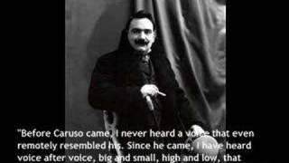 Enrico Caruso - Core 'ngrato. Digitally remastered.