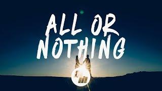 Anki   All Or Nothing (Lyrics  Lyrics Video) Feat. NEAVV, With October Child