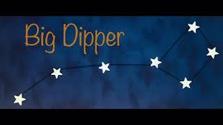 Big Dipper and Little Dipper