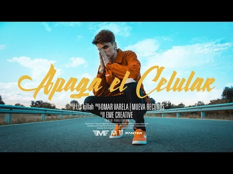 LIT killah - Apaga el Celular (Video Oficial)