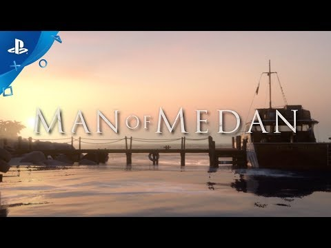The Dark Pictures - Man of Medan - PS4