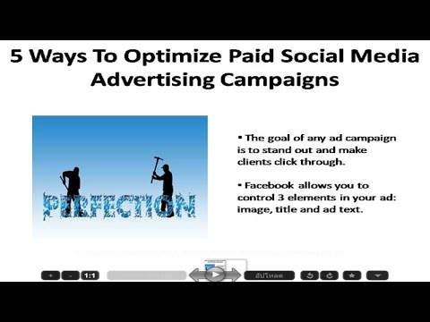 5 Ways to Optimize Paid Social Media Advertising Campaigns