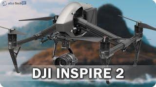 DJI Inspire 2: Špičkový dron i pro profesionály! - AlzaTech #621