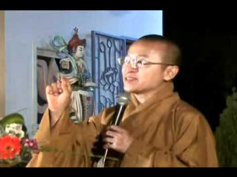 Chăm Sóc Hạnh Phúc (Phần 1-2) (19/12/2008) Thích Nhật Từ