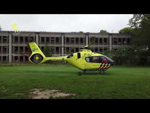 Trauma helikopter