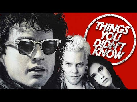7 Things You (Probably) Didn't Know About the Lost Boys