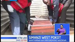 Viongozi wa siasa kutoka West Pokot wameirai serikali kujukumiuka
