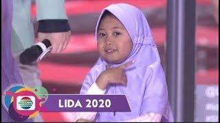 GEMESIN!! Liat Aksi Risa Culametan Bikin Heboh Panggung LIDA 2020