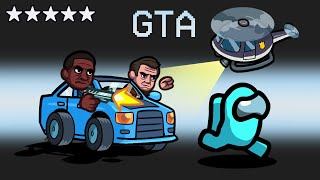 *NEW* GTA 5 Imposter Mod in Among Us