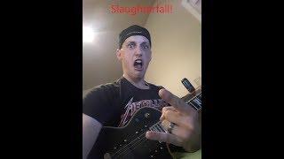 Jon Schmidt - Waterfall (Metal Cover)