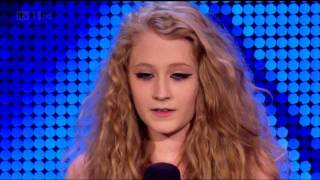 Janet Devlin 'I Don't Wanna Miss a Thing' X Factor UK 2011- Bootcamp (High Quality Mp3TV)