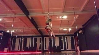 Pole Dance To Alan Watts