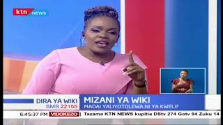 Dennis Itumbi alikamatwa wiki hii, Je Madai yaliyotolewa ni ya kweli?   Dira ya Wiki    Part 1