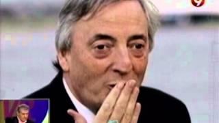 Nestor Kirchner X TVR 1950  Eternidad Más Insoportablemente Vivo Que De Costumbre  3110 15