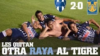 Gambar cover Monterrey vs Tigres del Recuerdo