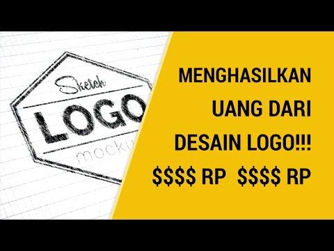 Video Menghasilkan Uang dari Desain Logo | Webinar Minggu 4