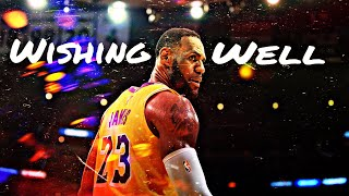 LeBron James Mix | Wishing Well | ft. Juice Wrld (Playoff Hype) ᴴᴰ