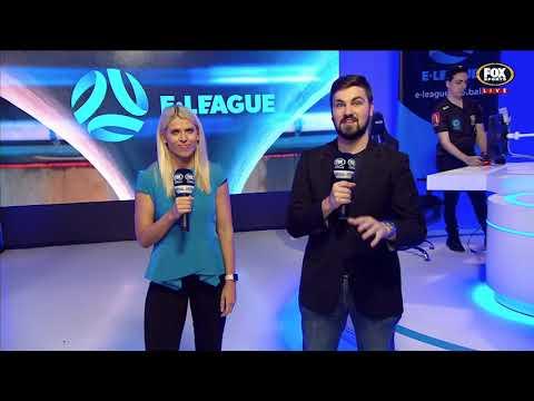 E-League 2018 Round 9: All Goals