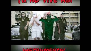 Tu No Vive Asi (Instrumental) - Bad Bunny Ft Arcangel (15Seckingz)