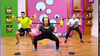 الرياضة - تمارين لنحت الجسم