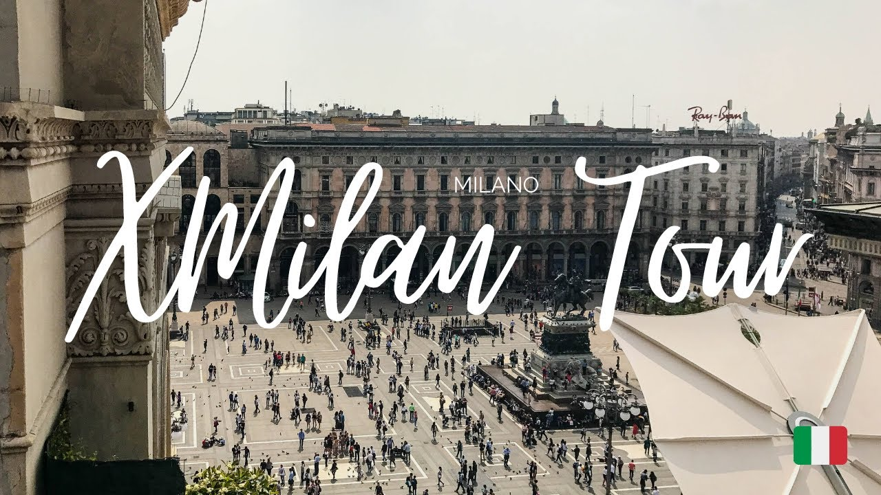 XMilan Tour, caccia al tesoro per Milano