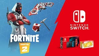 How To Get Double Helix Skin  !  Fortnite Nintendo Switch Bundle