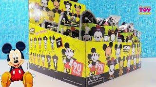 Mickey 90 Years The True Original Monogram Figural Keyrings   PSToyReviews