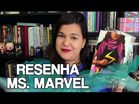 RESENHA: Miss Marvel #1 e #2 | Bruna Miranda