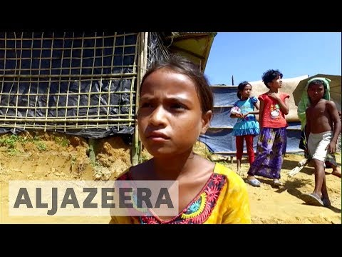 Thousands orphaned by Myanmar violence against Rohingya