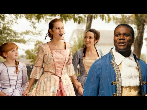 The Schuyler Sisters Music Video - Hamilton Broadway Musical in Real Life