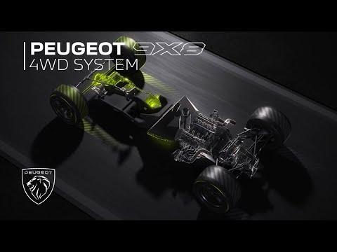 Musique publicité Peugeot  9X8 | 4WD    Juillet 2021