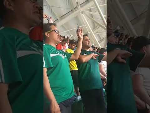 Mãe da Fome enviado do Jornal Agora é Sério na Copa da Rússia 2018 no Jogo Brasil x México