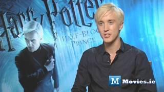 Draco Malfoy (Tom Felton) Talks About The FINAL Harry Potter