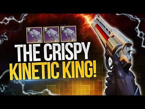 The Kinetic KING of Crucible.. Rose is the Best 150RPM! (Destiny 2)