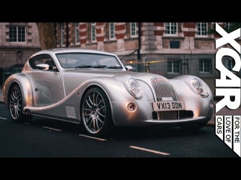 Morgan Aero Coupe Supercar Review Video
