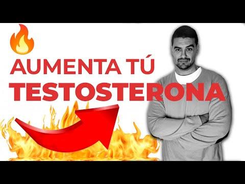 LA IMPORTANCIA DE LA TESTOSTERONA - Antonio Henández