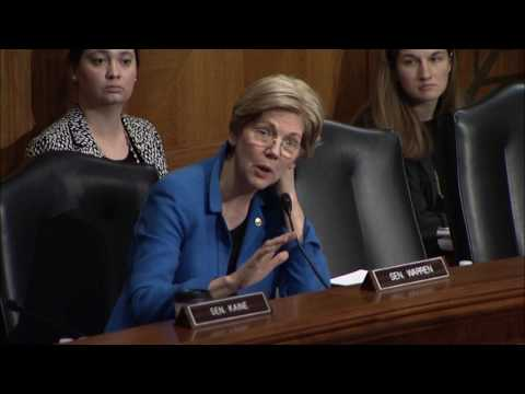 Senator Elizabeth Warren: Warren-Grassley Bill for Over-the-Counter Hearing Aids