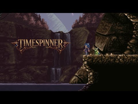 Timespinner - Launch Trailer thumbnail