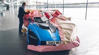 Shmee's Senna Vs My Senna!!!! *Delivery Video Vs*